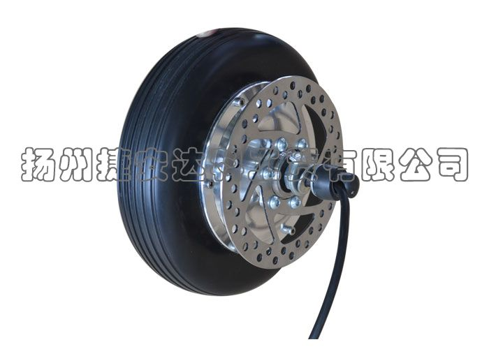 8 Inch Brushless Hub Motor