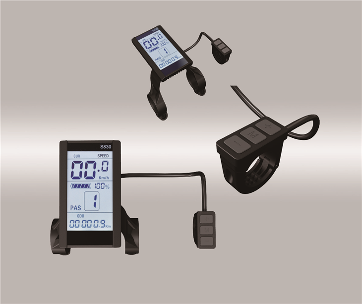 Electric Bike Meter